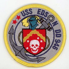 edson patch