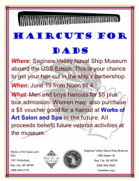 Hair Cuts For Dads (,Moms, boys, and girls)